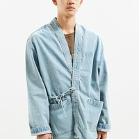 UO Denim Noragi Shirt | Urban Outfitters