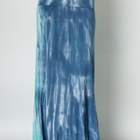 Uncharted Waters Maxi Skirt