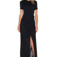 A.L.C. Magali Dress in Black