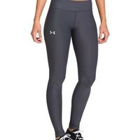 Under Armour Women's UA Authentic HeatGear® Tights Extra Large Lead