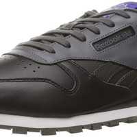 Reebok Women's CL Lthr Eb Fashion Sneaker