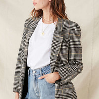 Vintage Oversized Blazer   Urban Outfitters