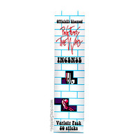 Pink Floyd White Wall Incense Sticks on Sale for $2.95 at HippieShop.com