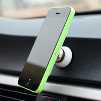 Universal Magnetic Ball Car Mount Holder Mobile Cell Phone GPS - 360° Rotating