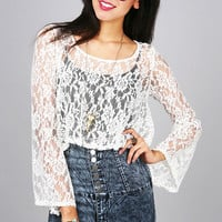 Bellissima Lace Top