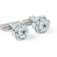 PRODUCT - Alice Made This - William Knotted Cord Cufflinks - 415148 | MR PORTER