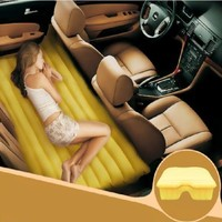 Inflatable Car Mattress Car Bed Cushion Camping Discovery Adventures