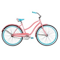 Huffy Good Vibrations 26'' Cruiser Bike - Women's (Pink)