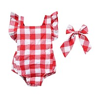 Baby Girl Dress born Baby Clothes Infant Jumpsuits Kids Clothes