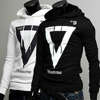 Hollywood Made Homme Man Style Hoodie