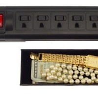 Surge Protector Hidden Can Diversion Safe by StreetWise