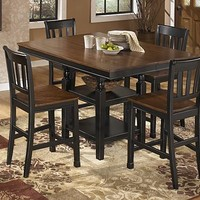 Owingsville Counter Height Dining Room Table