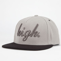 Odd Future Domo High Clouds Mens Snapback Hat Grey One Size For Men 23090711501