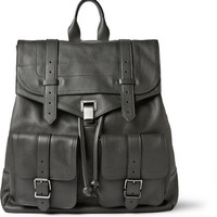 Proenza Schouler - PS1 Extra Large Leather Backpack | MR PORTER