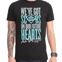 All Time Low Scars Hearts T-Shirt