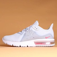 Nike air Max Sequent 3 Woman Men Fashion Sneakers Sport Shoes