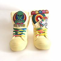 GetLifted Rainbows Handmade Kicks