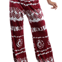 Center Of Attention Palazzo Pants