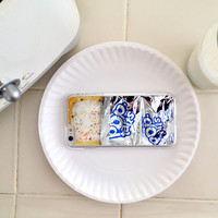 Pop Tart, Custom Phone Case for iPhone 4/4s, 5/5s, 6/6s, 6/6s+ and iPod Touch 5