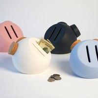 Oink Bank by Purcell Living