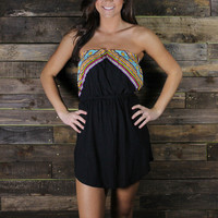 Billabong Double Dose Bandeau Dress