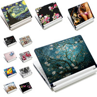 """7"""" 10"""" 12"""" 13"""" 13.3"""" 14"""" 15"""" 15.6"""" Laptop Skin Notebook Decal vinly Stickers Cover Tablet  Protector For LENOVO HP DELL ACER"""