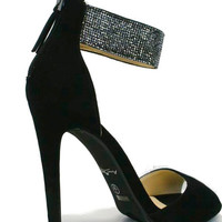 "Paris Sandal 3"" Stiletto Heel"