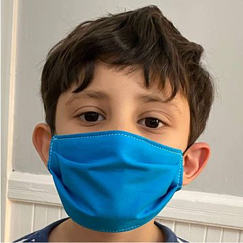 Organic Cotton Face Mask for Kids