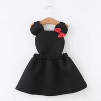 Minnie Mouse Jumper dress~ 18-24 month-6 years