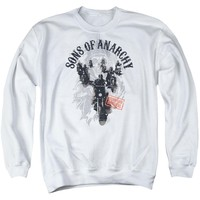 Sons Of Anarchy - Reapers Ride Adult Crewneck Sweatshirt
