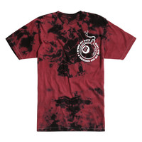Issues Bad Luck Bomb Tie Dye T-Shirt