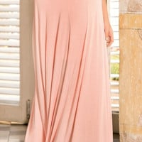 Breezy Floor Length Maxi Skirt