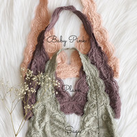 Cora Bralette - More Colors