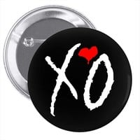 weeknd (3) Pin-back button
