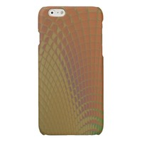Dragon Scales Abstract Glossy iPhone 6 Case