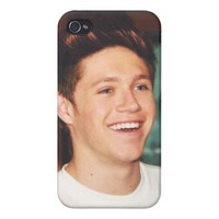 Niall Horan Phone Case Covers For iPhone 4 from Zazzle.com