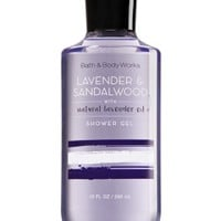 Shower Gel Lavender & Sandalwood
