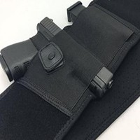 Holster Concealed Gun pistol Smith Wesson Bodyguard Glock 19 17 42 43 P238 Ruger LCP Similar pistol Male female right left hand