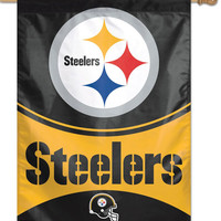 Pittsburgh Steelers Banner 27x37