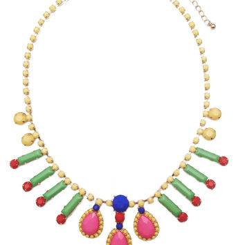 Multi Colored Candy Necklace