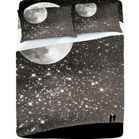 DENY Designs Home Accessories | Shannon Clark Love Under The Stars Sheet Set
