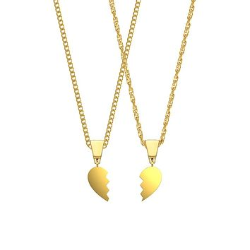 Mister Heart Necklace