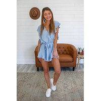Sing To The Sky Romper