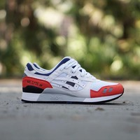 HCXX Asics Gel-Lyte III  White/Orange