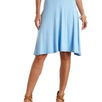Full Midi Skirt by Charlotte Russe