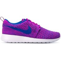 Nike Roshe Run Flyknit Sneakers