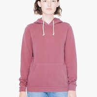 French Terry Pullover Hoodie | American Apparel