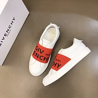 Givenchy   Men Fashion Boots fashionable Casual leather Breathable Sneakers Running Shoes0420gh