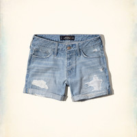 Low Rise Easy Denim Boyshorts