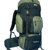 NEW CUSCUS 75+10L 5400ci Internal Frame Camping Hiking Travel Backpack - Green
